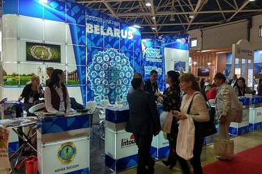 Touristic potential of Belarus