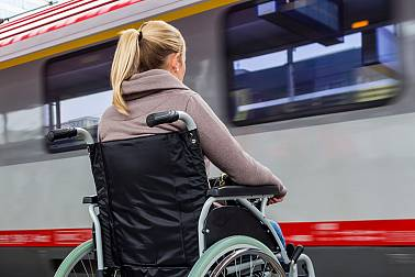 Disabled travellers in Belarus