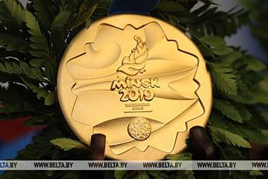 Belarus win 20 European Games medals on 23 June