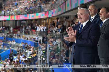 Lukashenko: An honor for Belarus to be at the origin of the European Games