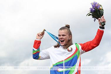 Belarus win 10 medals at 2nd European Games on 27 June