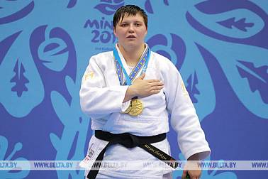 Belarus wins four medals on Minsk 2019 day four